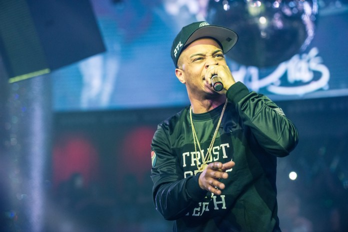 Footage of T.I.'s Concert Shooting Surfaces