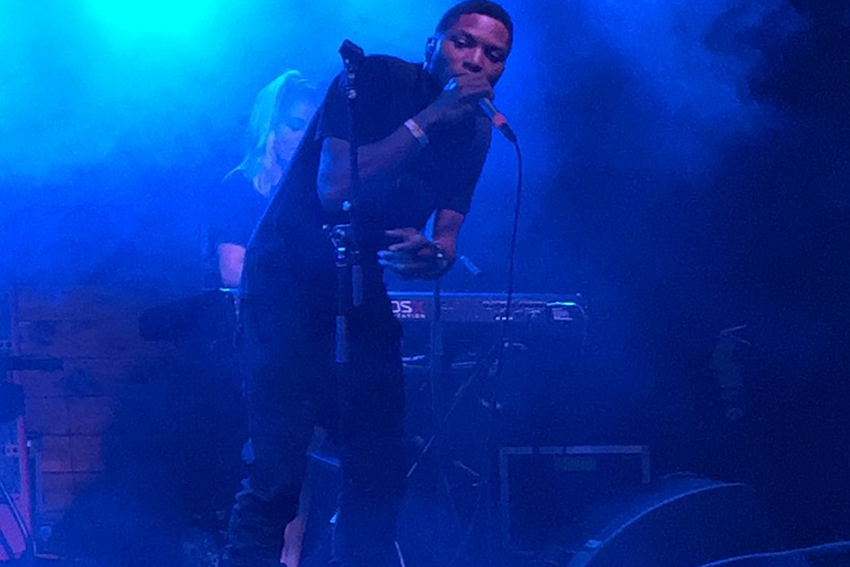 "Watch Gallant's Stunning ""Weight In Gold"" Performance On 'Jimmy Fallon'"