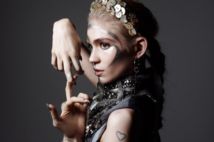 "Grimes Debuts New Version of ""California"" in Its Video"