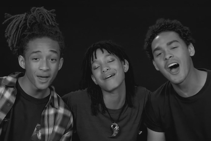 Jaden, Willow, Will & Trey Smith Honor Jada Pinkett Smith for Mother's Day