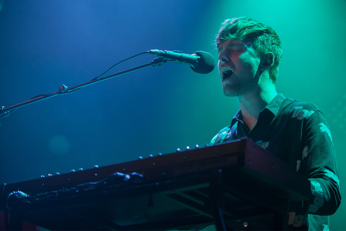 James Blake Officially Debuts Album Artwork and Title