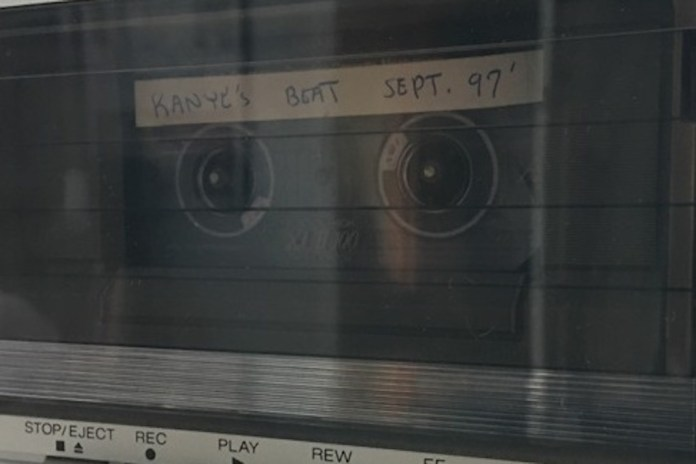 A Kanye West Beat Tape From 1997 Has Surfaced