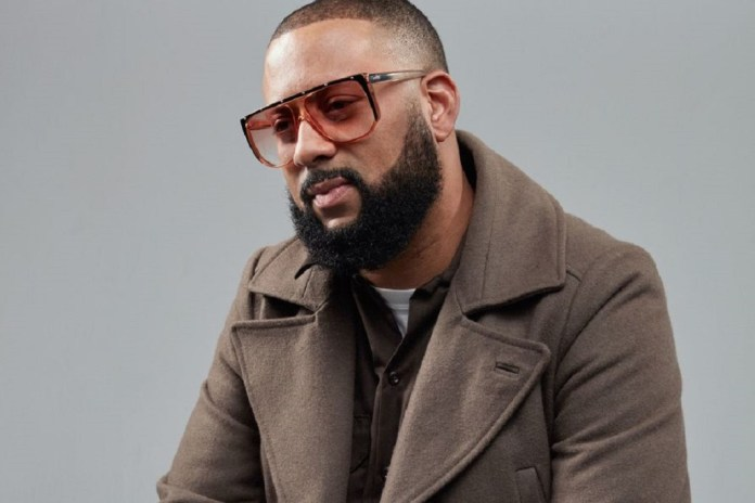 """Beat for Kanye West & Madlib's 'No More Parties In L.A."""" Created via iPad"""