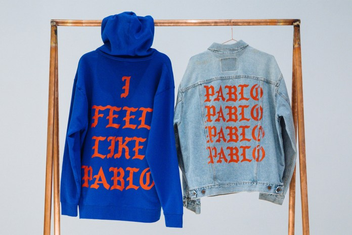 Meet The Artist Behind Kanye West's 'The Life of Pablo' Merch