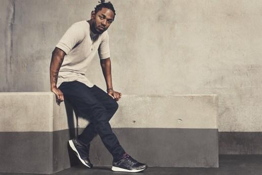 Watch as Kendrick Lamar Tries out Spoken Word