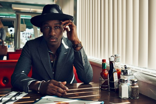 """Leon Bridges: """"Listening to Kendrick Lamar Challenges Me to be a Better Writer"""""""