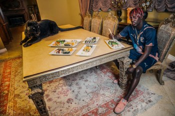 """Lil Yachty Links up With 21 Savage & Sauce Walka for """"Drippin"""""""