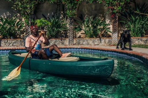 Lil Yachty Is the Face of PUMA & Pink Dolphin's New Capsule Collection