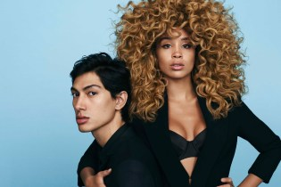 "LION BABE & Angel Haze Share ""Jungle Lady Pt. 2"""