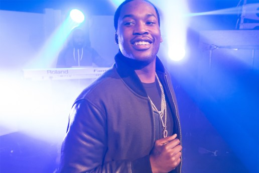 """Meek Mill Reignites Feud With Drake on """"All The Way Up"""" Remix"""
