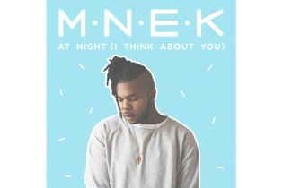 "MNEK Shares New Song, ""At Night (I Think About You)"""