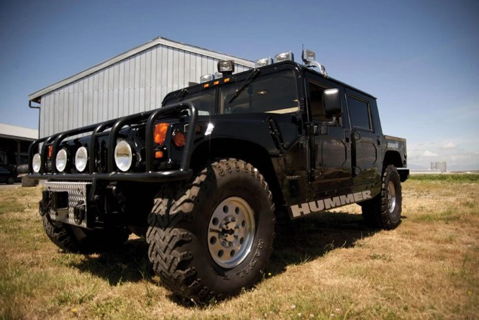 Here's Your Chance to Own 2Pac's Hummer