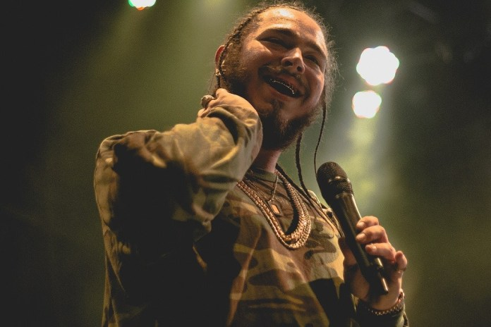 Post Malone Announces New Project