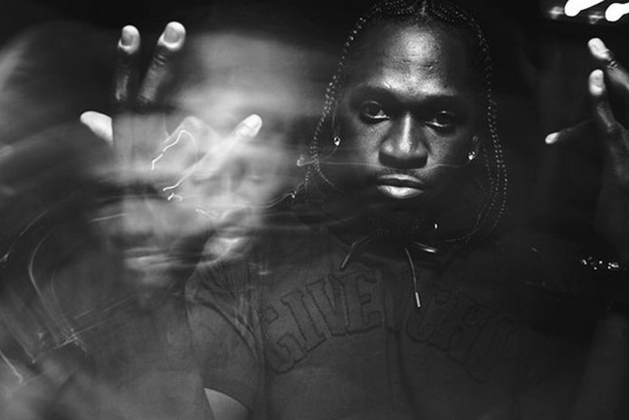 Pusha T Lost His Mind After Getting Allen Iverson's Autograph