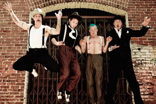 """Red Hot Chili Peppers & Danger Mouse Share New Song, """"The Getaway"""""""