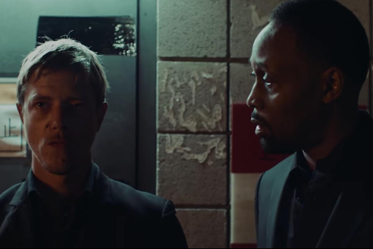 """RZA, Interpol's Paul Banks & Ghostface Killah Share Gritty Video for """"Love & War"""""""