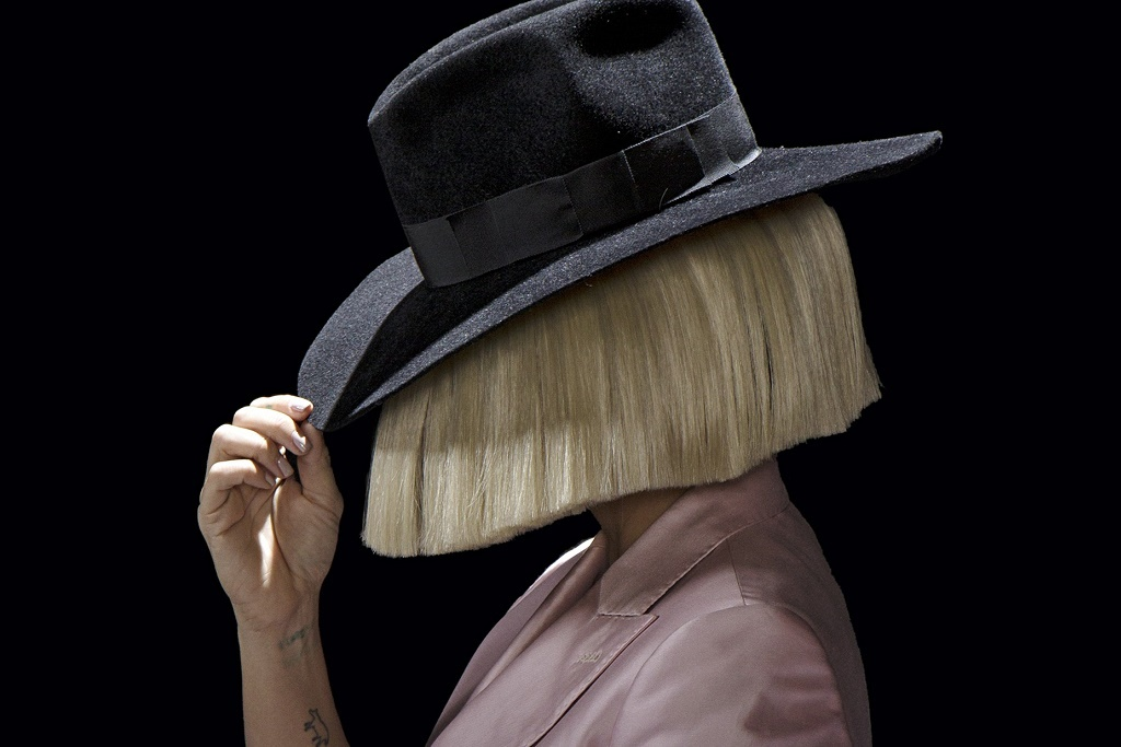 "Sia Unveils Striking ""Unforgettable"" Cover"