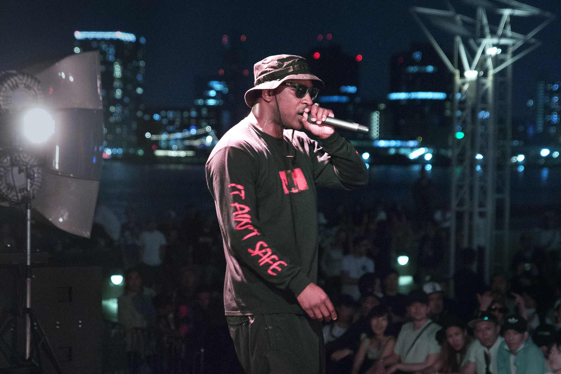 Skepta's Boiler Room Performance for 'Konnichiwa' Album Launch Was Legendary