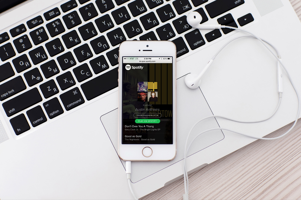 Spotify Teams up With Dubset to Stream Unlicensed Mixes