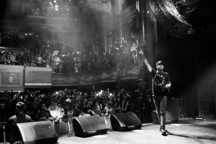 Tory Lanez Comes Alive in London