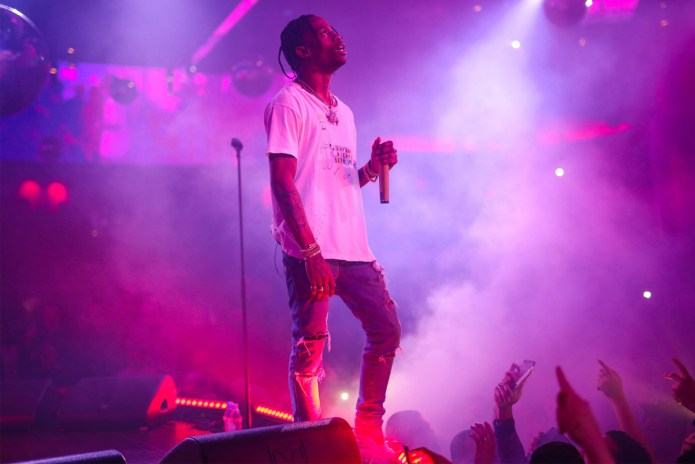 Travi$ Scott Hints at Dropping New Music This Week