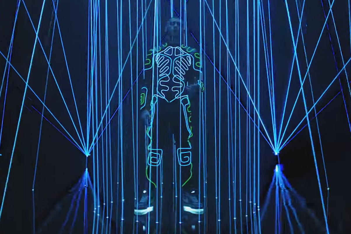"ZAYN Shares 'Tron'-Inspired ""Like I Would"" Music Video"