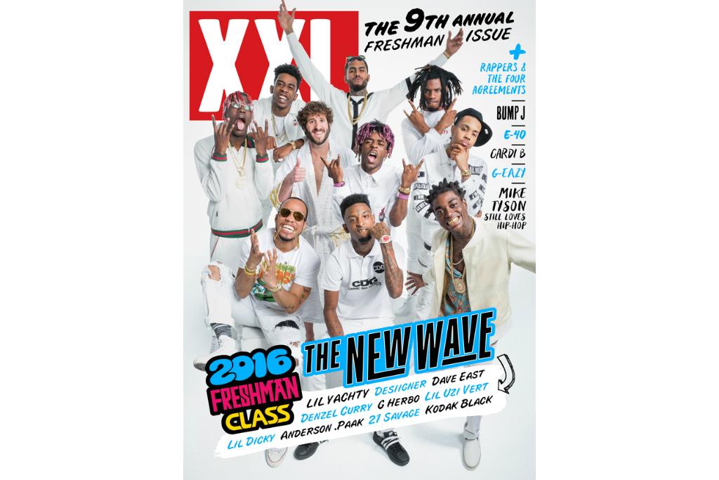 Lil Yachty, Desiigner, Lil Uzi Vert, Anderson .Paak Among 2016 XXL Freshman Class