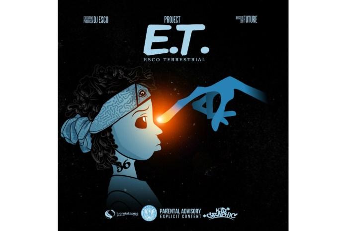 Stream/Download Future and DJ Esco's New 'Project E.T.' Mixtape