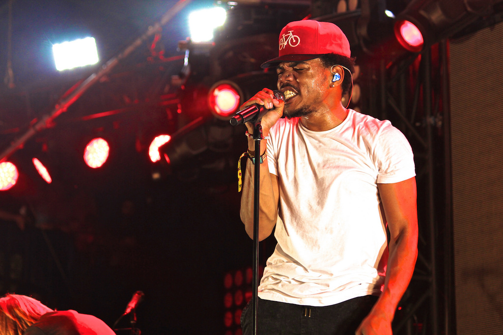 Watch Chance The Rapper and Skrillex Take Over Late Night Television