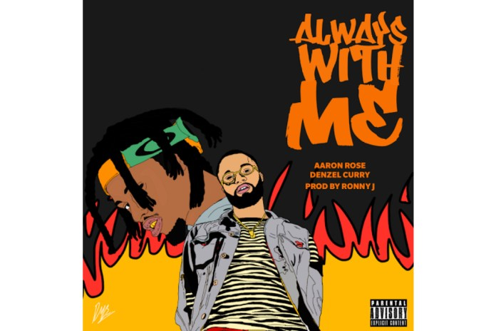 "EXCLUSIVE: Pro Era's Aaron Rose Connects With Denzel Curry on ""Always With Me"""