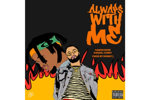 """EXCLUSIVE: Pro Era's Aaron Rose Connects With Denzel Curry on """"Always With Me"""""""