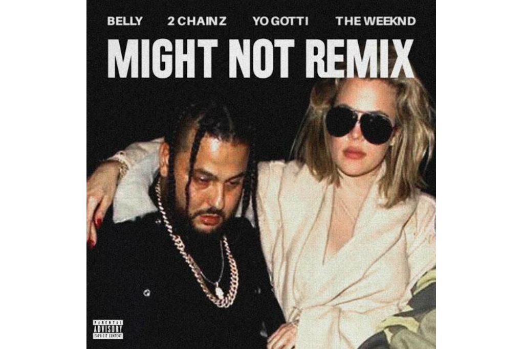 "Listen to the Remix of Belly's ""Might Not"""