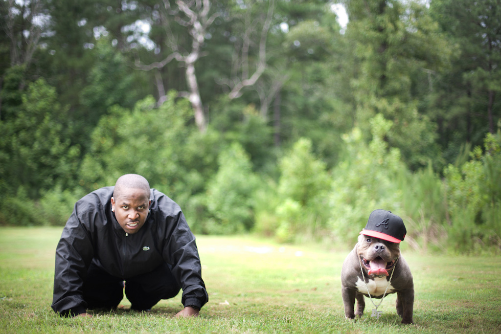 Outkast's Big Boi Shares a Look Inside His Dog Breeding Business
