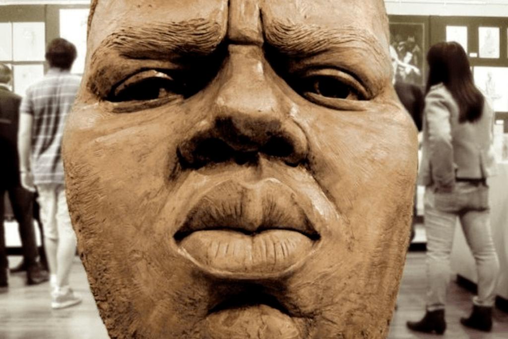 biggie smalls statue coming to brooklyn
