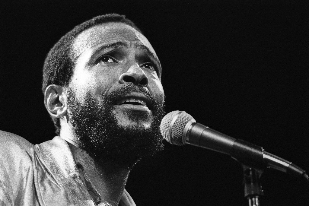 """BJ The Chicago Kid Posthumously Duets With Marvin Gaye for """"What's Going On"""""""