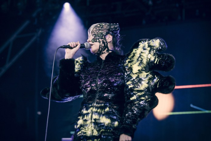 """Björk Takes Aim at Music Journalism for Being a """"Boy's Club"""""""