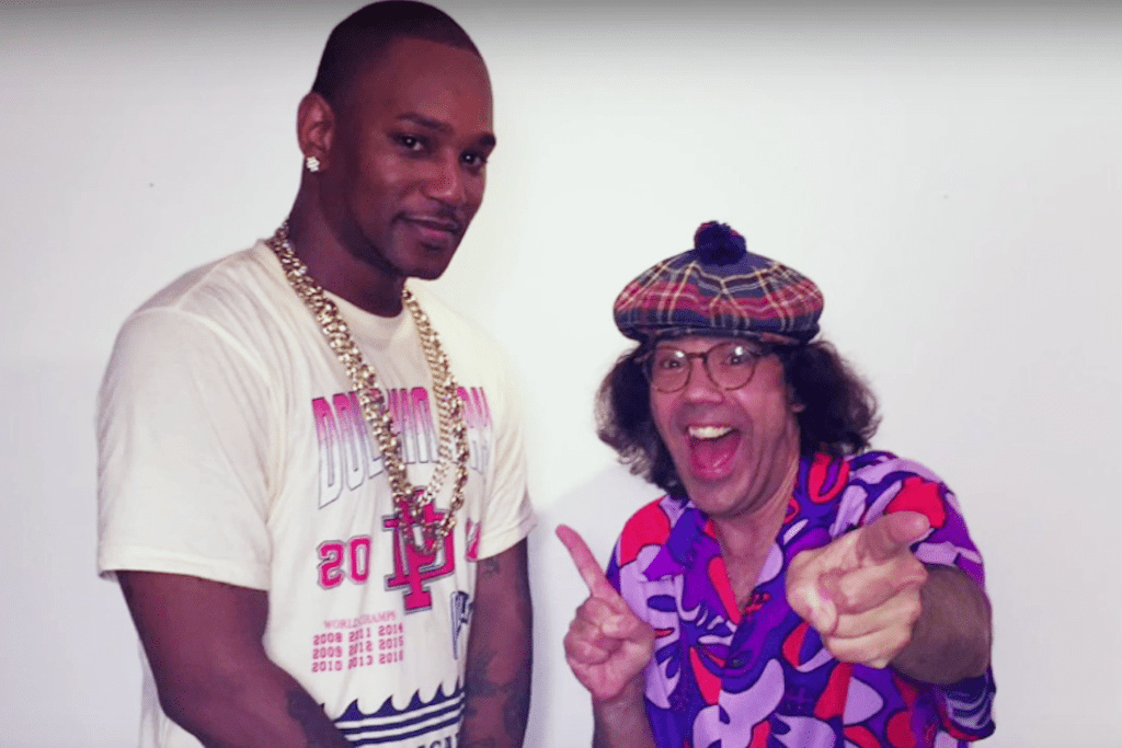 """Nardwuar Digs Into The Origins of """"Pause"""" and """"No H*mo"""" with Cam'ron"""