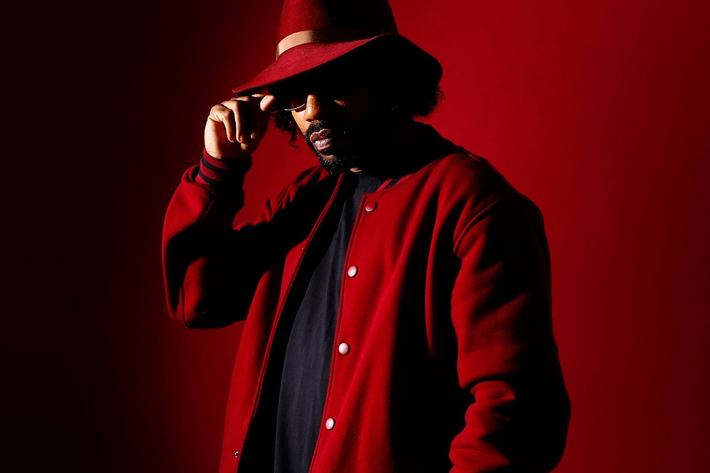 """Dam-Funk Recorded New Song """"Human Dust"""" Yesterday & It Sounds Incredible"""