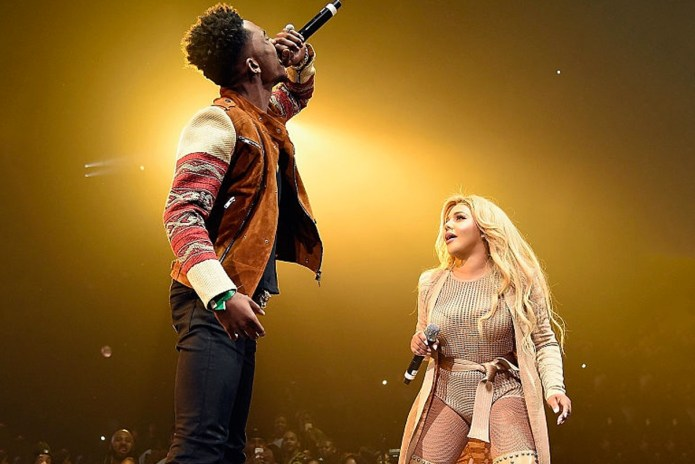 Desiigner & Lil' Kim Might Be Dating