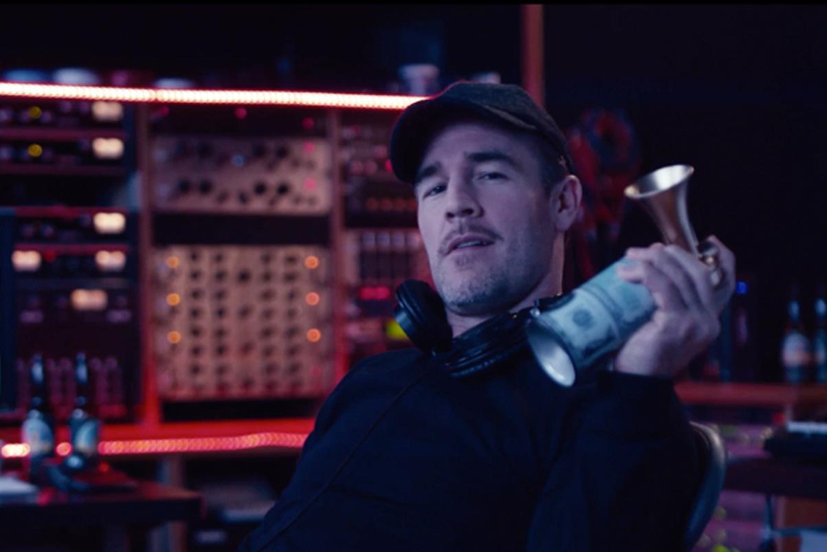 Diplo Enlists James Van Der Beek for 'A Day In The Life Of Diplo' Video