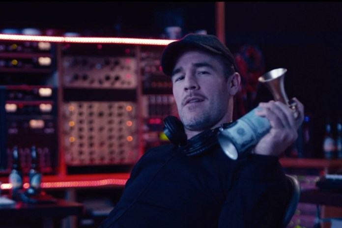 Diplo Enlists James Van Der Beek for 'A Day In The Life Of Diplo' Video