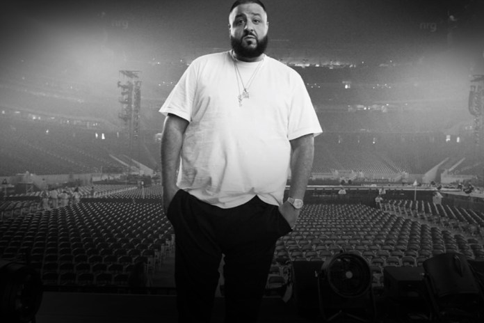 DJ Khaled Is Dropping a Collaboration With Drake Tomorrow
