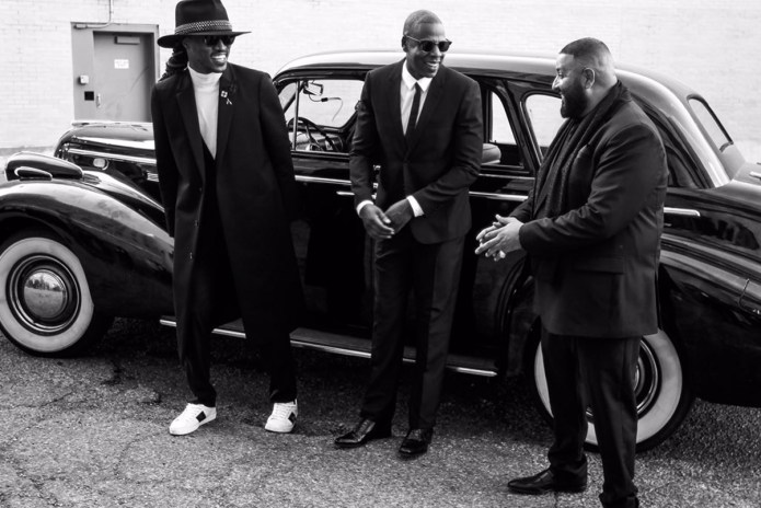 "DJ Khaled, JAY Z & Future Shoot ""I Got The Keys"" Music Video"
