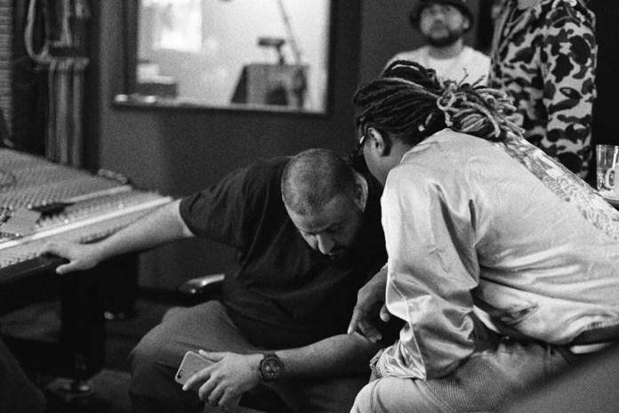 DJ Khaled Reveals 'Major Key' Album Cover