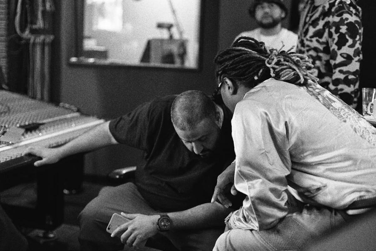 dj khaled major key album cover