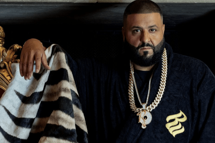 Special Cloth Alert, DJ Khaled Is the New Face of Rocawear