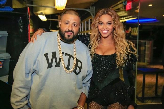 DJ Khaled Writes Heartfelt Thank You Letter to Beyoncé