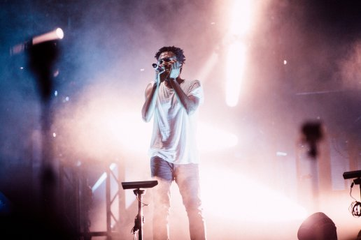 """Donald Glover's Brother Steve G. Lover Shares New Childish Gambino Collab, """"No Hookahs"""""""