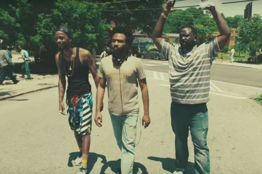 Here's The First Promo For Donald Glover's FX Show 'Atlanta'