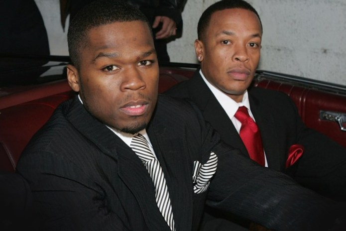 "Dr. Dre & 50 Cent Get Sued Over 2003 Hit, ""P.I.M.P"""